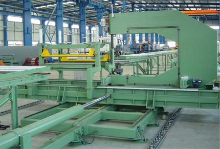 PU Sandwich Panel Machinery,PVC laminating machine,wall